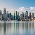 Tranquil Sydney Mornings by Az Jackson