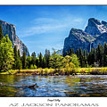 Tranquil Valley Poster Print by Az Jackson