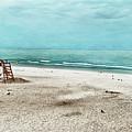 Tranquility On Tybee Island by Tammy Wetzel