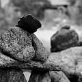 Tranquility Rocks Buddhist Monastery Carmel Ny  by Joseph Mari