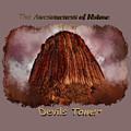 Transcendent Devils Tower 2 by John M Bailey