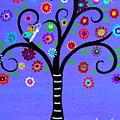 Transformation Tree Of Life by Pristine Cartera Turkus
