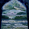 Transformed By God-waves Of Glory by Anne Cameron Cutri