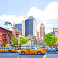 Transportation In New York 8 by Jeelan Clark