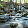 Trap Falls In Spring 4 by Brian Hale