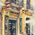 Trapani Art 21 Sicily by Justyna JBJart