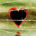 Trapped Heart by Pierre Blanchard