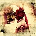 Travel Exotic Headgear Waiter Portrait Mehrangarh Fort India Rajasthan 2a by Sue Jacobi