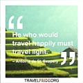 Travel Happy by Travel Pride