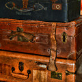 Travel - Old Bags by Paul Ward