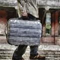 Traveling Man by Edward Fielding