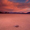 Traveling Stone by Leland D Howard