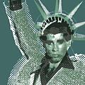 Travolta Liberty by Tony Rubino