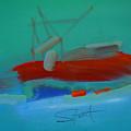 Trawler by Charles Stuart