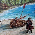 Treasure Bay by Elwira Bernaciak