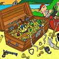 Treasure Chest by Debi Lewis