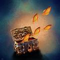 Treasure Chest by KaFra Art