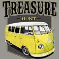 Treasure Hunt Bus by Paul Kuras
