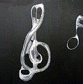 Treble Clef by Richard Le Page