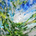 Tree And Sky by Paul Tokarski