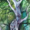 Tree by Anna  Duyunova