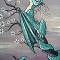 Tree Dragon II by Mary Hoy