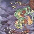 Tree Dragon by Mary Hoy