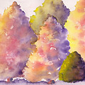 Tree Family by Susan B Stambaugh