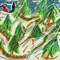 Tree Farm by Elinor Helen Rakowski