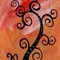 Tree IIi Wr by Mrs Wilkes Art