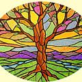 Tree Of Grace 2 by Jim Harris