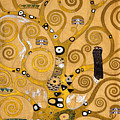Tree Of Life by Gustav Klimt