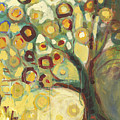Tree Of Life In Autumn by Jennifer Lommers