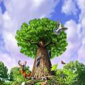 Tree Of Life by Jerry LoFaro