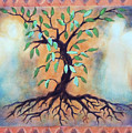 Tree Of Life by Kathy Braud
