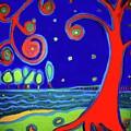 tree of life Manchester-by-the-sea by Debra Bretton Robinson