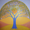 Tree Of Life by Miguel A Chavez