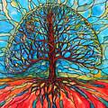 Tree Of Life by Rae Chichilnitsky