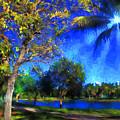 Tree Series 70 by Carlos Diaz