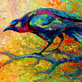 Tree Talk - Crow by Marion Rose