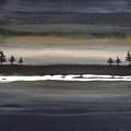 Tree Twins by Jannicke Wiig