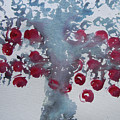Tree With Balls Eight by Marwan George Khoury