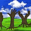 Trees #0078 by Ula Zogman