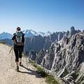 Trekking by Alfio Finocchiaro