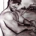 Trekman Mike by Mike Gonzalez
