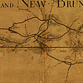 Trenton New Brunswick Turnpike 1800 by Andrew Fare