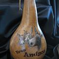 Tres Amigos by Barbara Prestridge