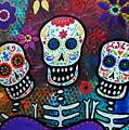 Tres Amigos by Pristine Cartera Turkus