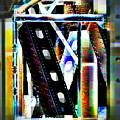 Trestle Detail Bright by Kimberly-Ann Talbert