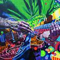 Trey Anastasio 4 by Kevin J Cooper Artwork
